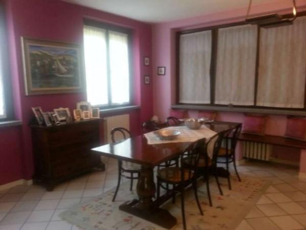 Villa in vendita a Rosate, Arredato, con giardino, 400 mq - Foto 24