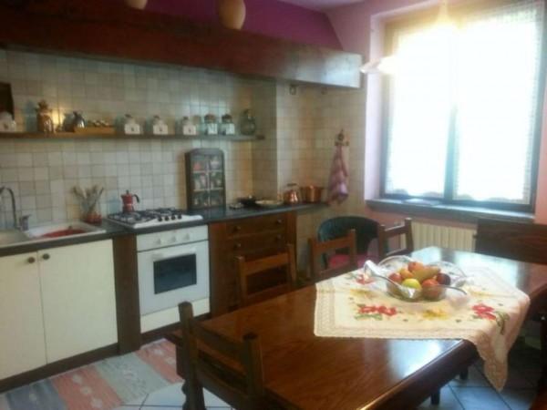 Villa in vendita a Rosate, Arredato, con giardino, 400 mq - Foto 21