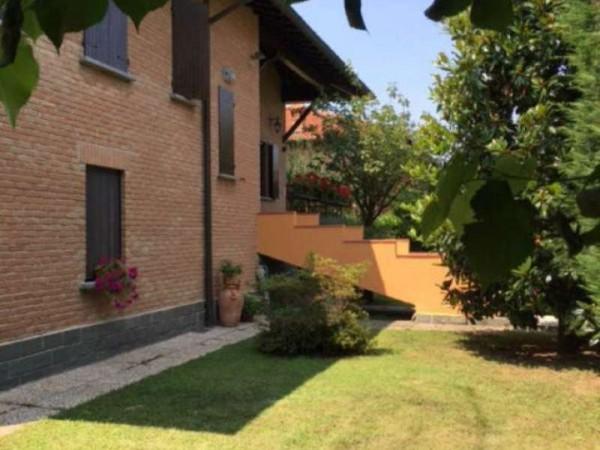Villa in vendita a Rosate, Arredato, con giardino, 400 mq - Foto 12