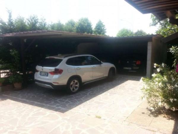 Villa in vendita a Rosate, Arredato, con giardino, 400 mq - Foto 16