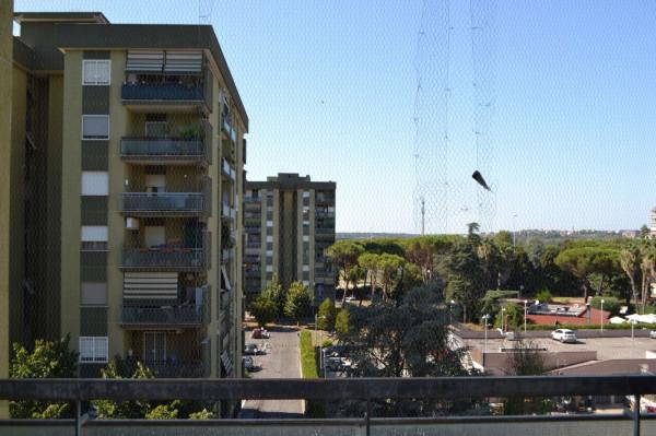 Appartamento in vendita a Roma, Torrino Mostacciano, Con giardino, 95 mq