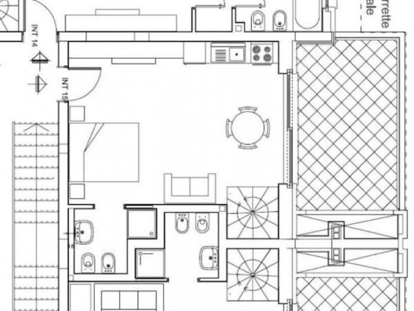 Appartamento in vendita a Roma, Casetta Mattei, Con giardino, 71 mq - Foto 2
