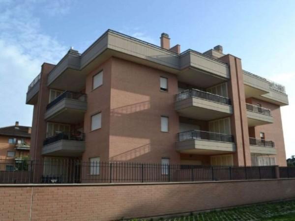 Appartamento in vendita a Roma, Casetta Mattei, Con giardino, 71 mq
