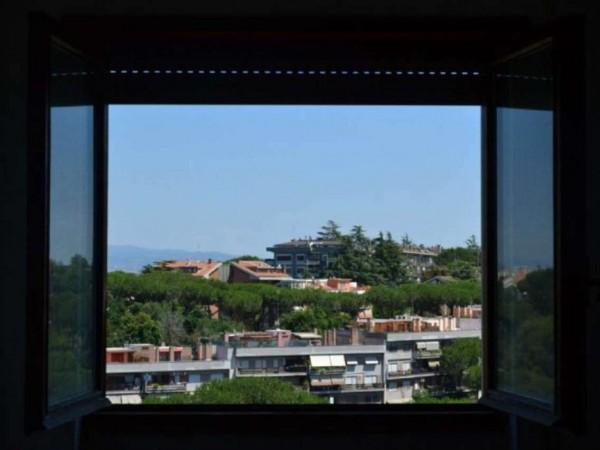 Appartamento in vendita a Roma, Mostacciano, Con giardino, 95 mq