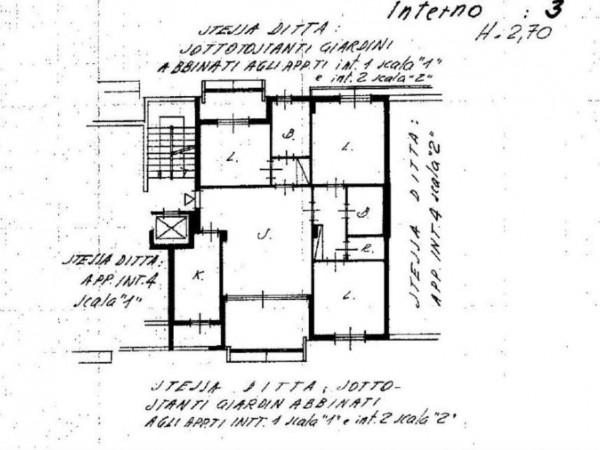 Appartamento in vendita a Roma, Acilia, 135 mq - Foto 2