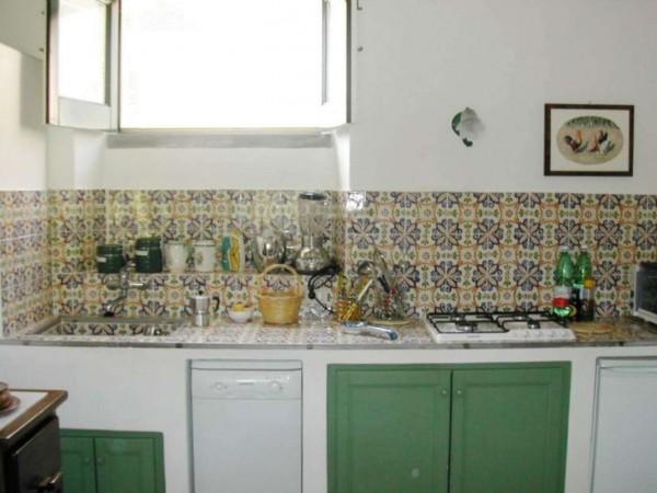 Villa in vendita a Leni, Salina, Arredato, con giardino, 75 mq - Foto 3