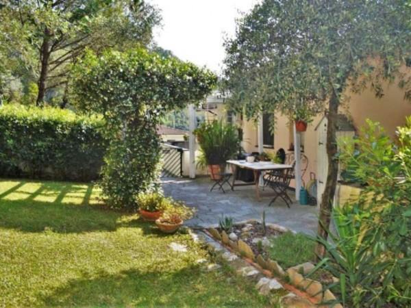 Appartamento in vendita a Recco, Periferia, Con giardino, 120 mq - Foto 1