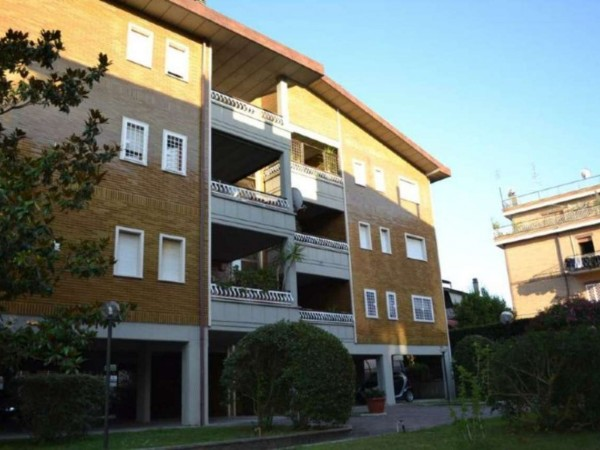 Appartamento in vendita a Roma, Ottavia, Con giardino, 100 mq - Foto 4