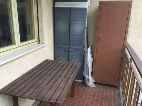 Appartamento in vendita a Chiomonte, Arredato, 40 mq - Foto 14