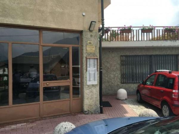 Appartamento in vendita a Chiomonte, Arredato, 40 mq - Foto 4