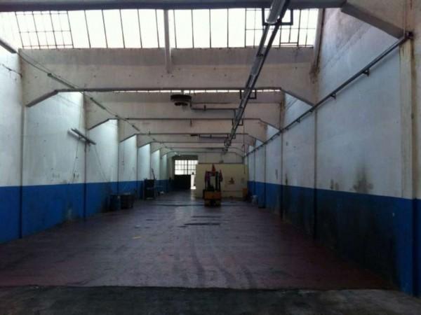 Capannone in affitto a Venaria Reale, 550 mq - Foto 4
