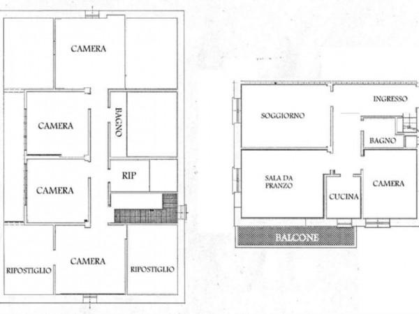 Appartamento in vendita a Recco, Centralissimo, 150 mq - Foto 18
