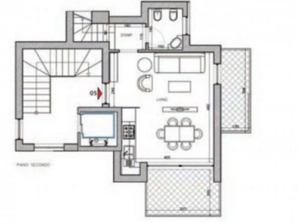 Appartamento in vendita a Camaiore, 115 mq - Foto 3
