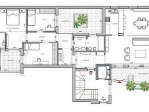 Appartamento in vendita a Camaiore, 150 mq - Foto 3