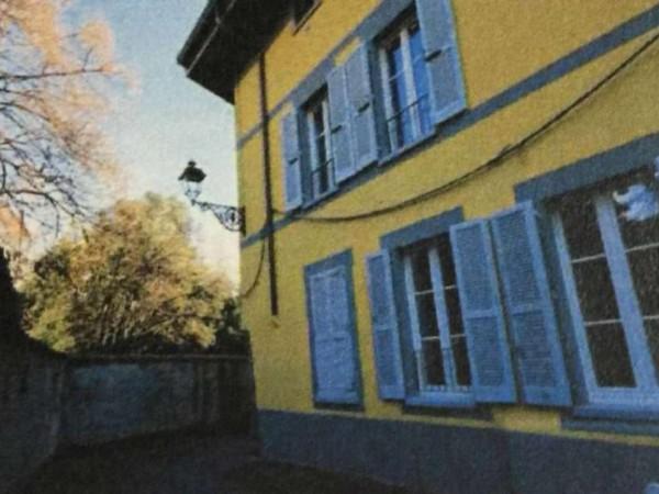 Appartamento in vendita a Inverigo, Villa Romano, 82 mq
