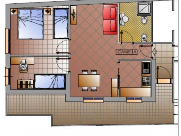 Appartamento in affitto a Milano, Lorenteggio, 75 mq - Foto 2