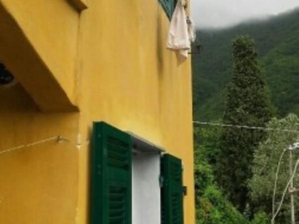 Appartamento in vendita a Avegno, Con giardino, 75 mq - Foto 12