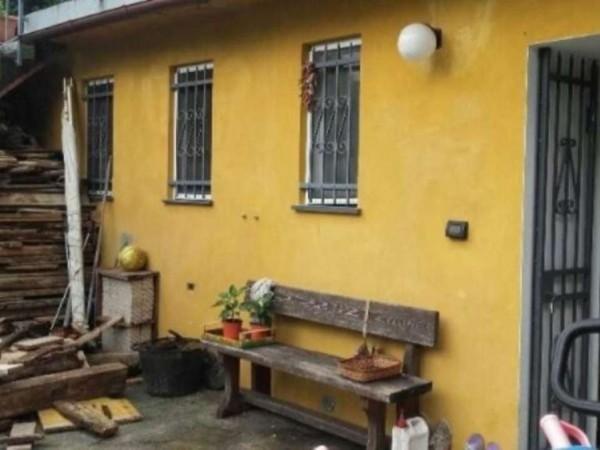 Appartamento in vendita a Avegno, Con giardino, 75 mq