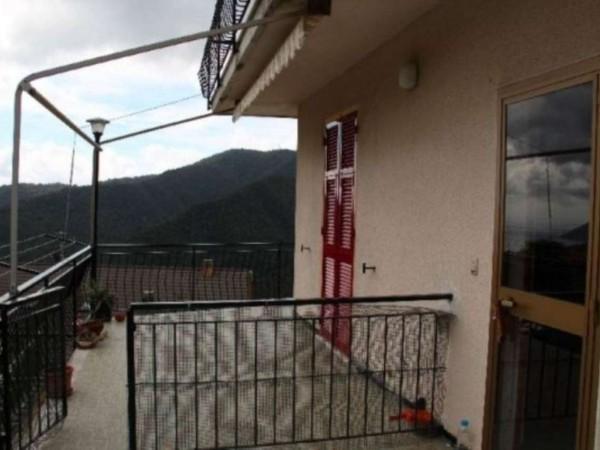 Appartamento in vendita a Avegno, Con giardino, 110 mq - Foto 2