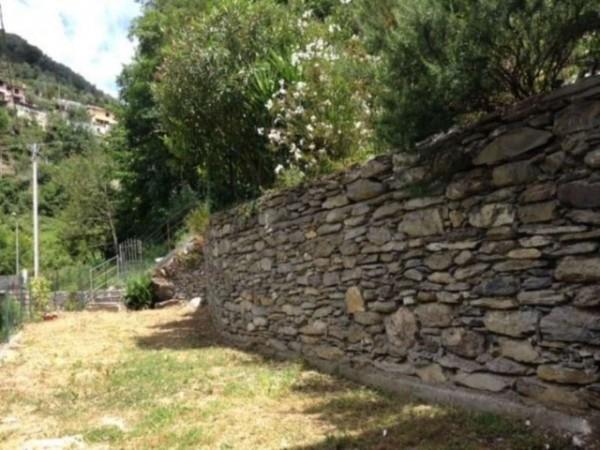 Casa indipendente in vendita a Avegno, Con giardino, 90 mq - Foto 10