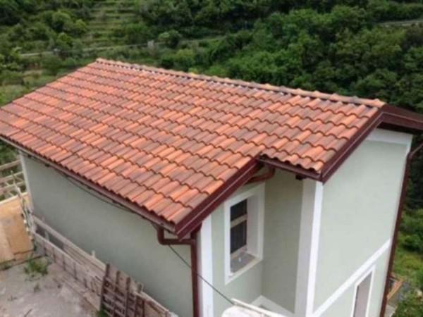 Villa in vendita a Avegno, Con giardino, 110 mq - Foto 5