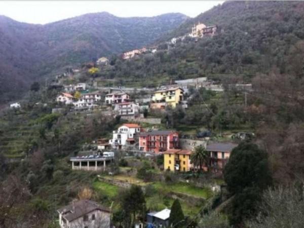 Villa in vendita a Avegno, Con giardino, 110 mq