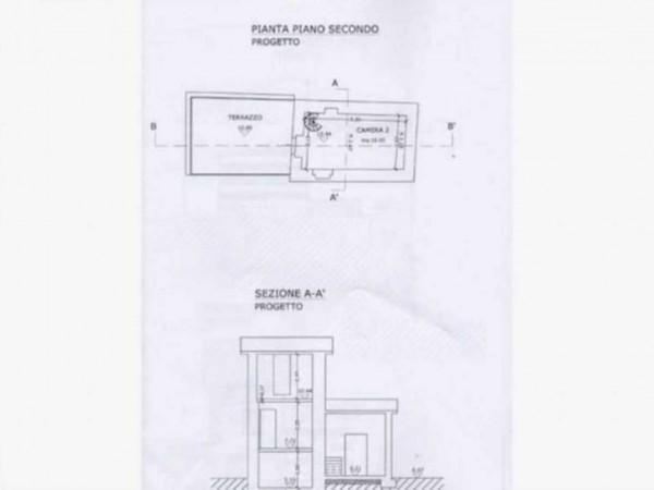 Casa indipendente in vendita a Avegno, Con giardino, 75 mq - Foto 5