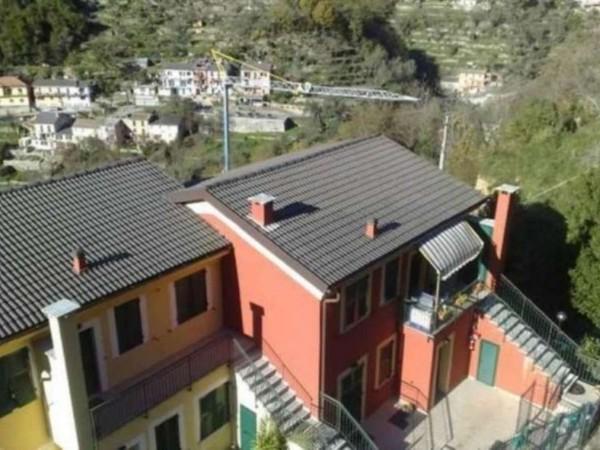 Casa indipendente in vendita a Avegno, Con giardino, 75 mq - Foto 3