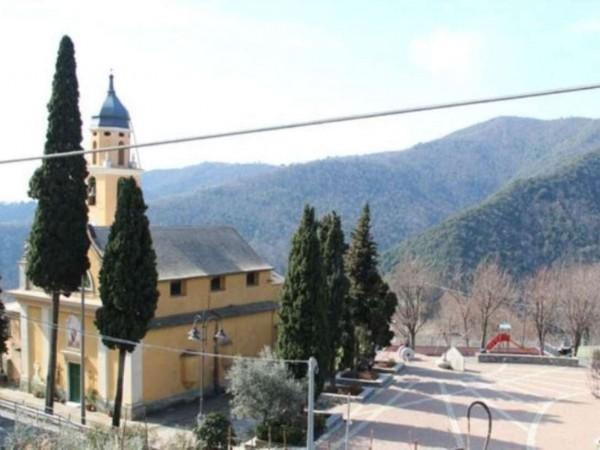 Villetta a schiera in vendita a Avegno, Con giardino, 100 mq - Foto 2