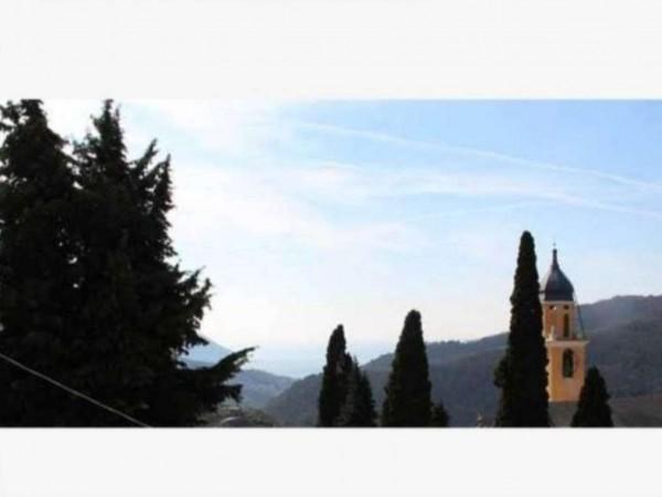 Villetta a schiera in vendita a Avegno, Con giardino, 100 mq - Foto 1