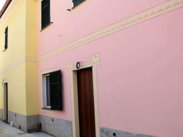 Villetta a schiera in vendita a Avegno, Con giardino, 100 mq - Foto 7
