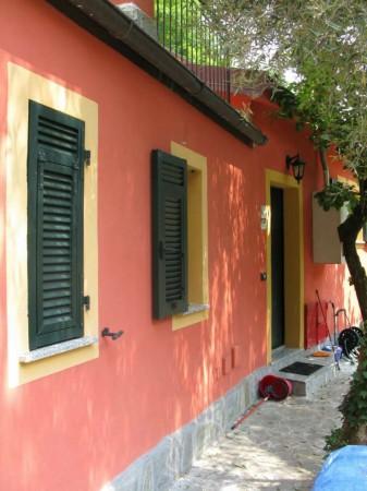 Appartamento in vendita a Avegno, Arredato, con giardino, 97 mq - Foto 7