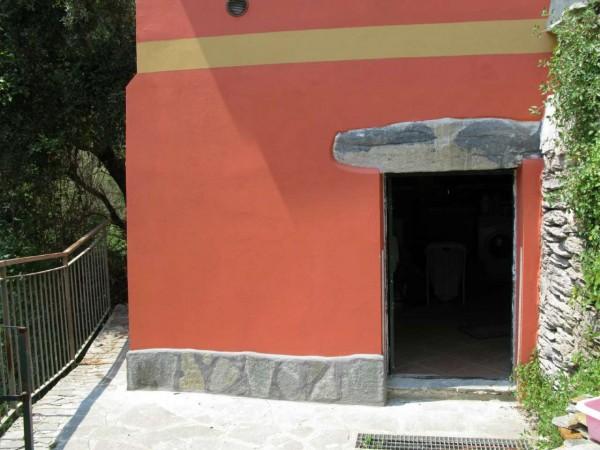 Appartamento in vendita a Avegno, Arredato, con giardino, 97 mq - Foto 8