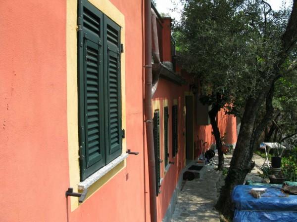 Appartamento in vendita a Avegno, Arredato, con giardino, 97 mq - Foto 6