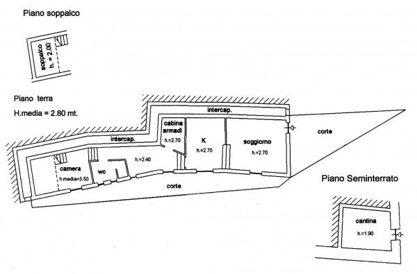 Appartamento in vendita a Avegno, Arredato, con giardino, 97 mq - Foto 9
