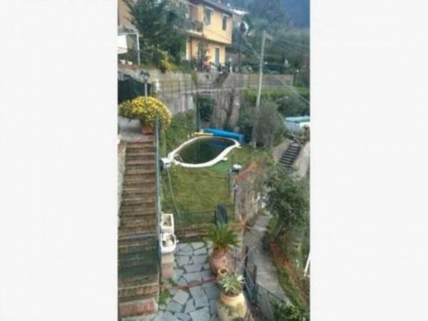 Appartamento in vendita a Avegno, Con giardino, 150 mq - Foto 9