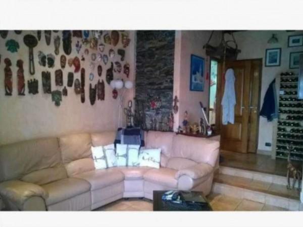 Appartamento in vendita a Avegno, Con giardino, 150 mq - Foto 6