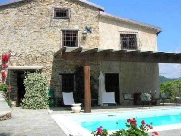 Casa indipendente in vendita a Avegno, Con giardino, 250 mq - Foto 1