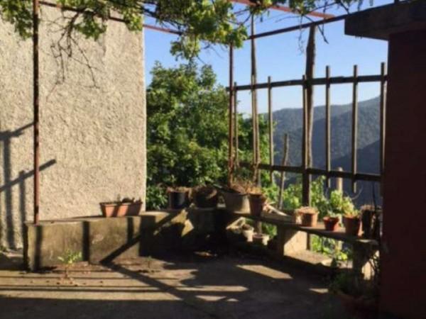 Casa indipendente in vendita a Avegno, Con giardino, 240 mq - Foto 5
