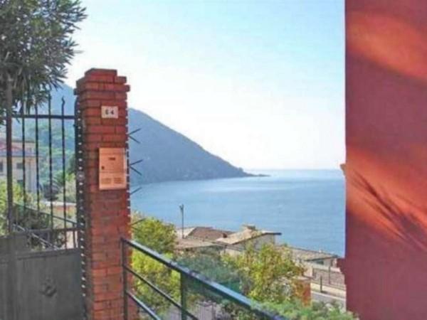 Appartamento in vendita a Camogli, Arredato, 45 mq