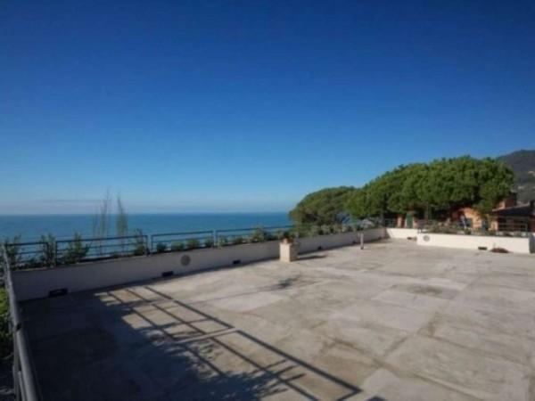 Appartamento in vendita a Camogli, Arredato, con giardino, 200 mq - Foto 14