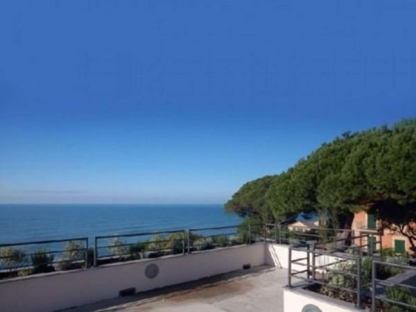Appartamento in vendita a Camogli, Arredato, con giardino, 200 mq - Foto 2
