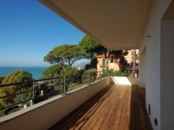 Appartamento in vendita a Camogli, Arredato, con giardino, 200 mq - Foto 15