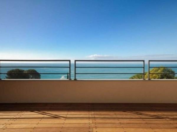 Appartamento in vendita a Camogli, Arredato, con giardino, 200 mq - Foto 1
