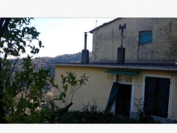 Appartamento in vendita a Rapallo, Con giardino, 120 mq