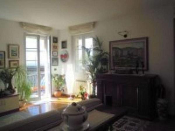 Appartamento in vendita a Recco, Arredato, con giardino, 85 mq - Foto 6
