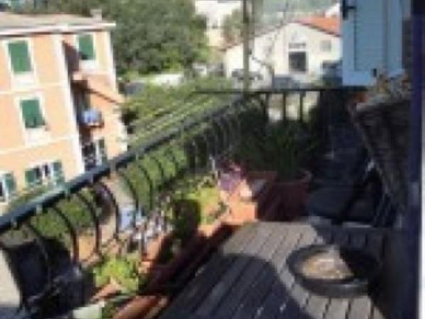 Appartamento in vendita a Recco, Arredato, con giardino, 85 mq - Foto 12