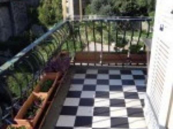 Appartamento in vendita a Recco, Arredato, con giardino, 85 mq - Foto 13