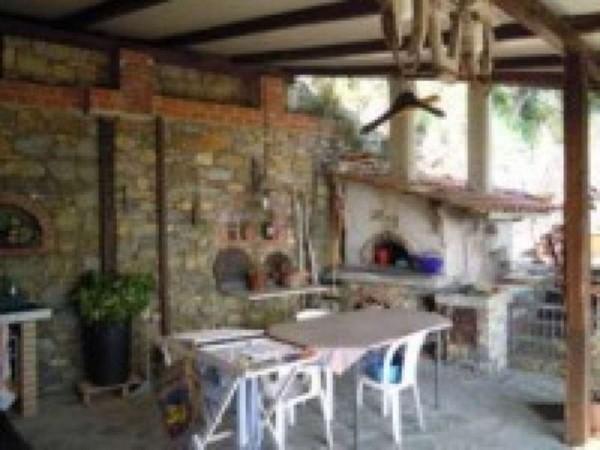Villa in vendita a Recco, Con giardino, 130 mq - Foto 6