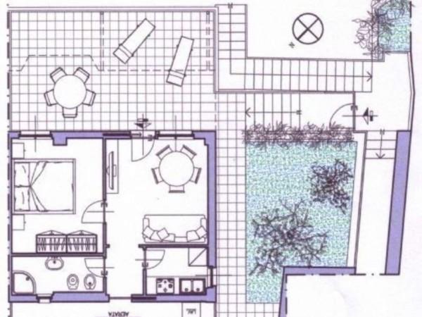Appartamento in vendita a Recco, Con giardino, 45 mq - Foto 9